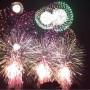 [Å] 神奈川新聞花火大会2015 音楽と一体化した大迫力な花火の写真と動画