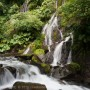 [Å] 山梨県観光地「吐竜の滝(どりゅう)」で大自然に囲まれた滝を撮ってきた