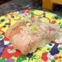 [Å] おじゃマップやスマステで紹介!近江町市場「近江町市場寿し」ののどぐろ寿司が絶品