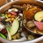 [Å] 品川「10ZEN」の薬膳鍋が絶品・楽しい!すっぽんと生薬から抽出した美肌スープ